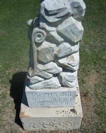 FORD, RALPH EARL - Wichita County, Kansas | RALPH EARL FORD - Kansas Gravestone Photos