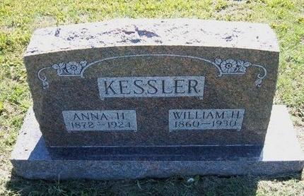 KESSLER, WILLIAM H - Wichita County, Kansas   WILLIAM H KESSLER - Kansas Gravestone Photos