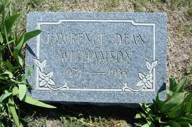 WILLIAMSON, LAWRENCE DEAN - Wichita County, Kansas | LAWRENCE DEAN WILLIAMSON - Kansas Gravestone Photos