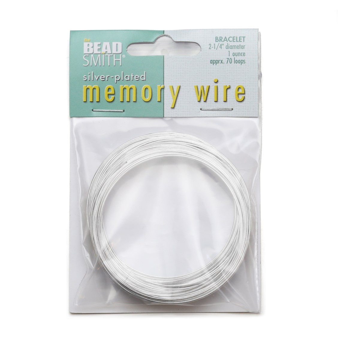 Bracelet Memory Wire 1oz Pack