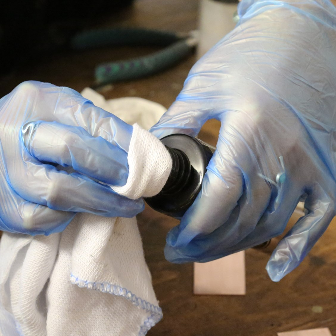 How To Use Silver Plating Solution | Kernowcraft
