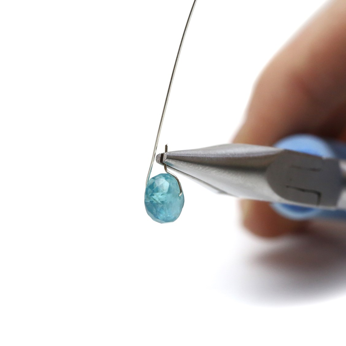 How To Wire Wrap A Bead | Kernowcraft