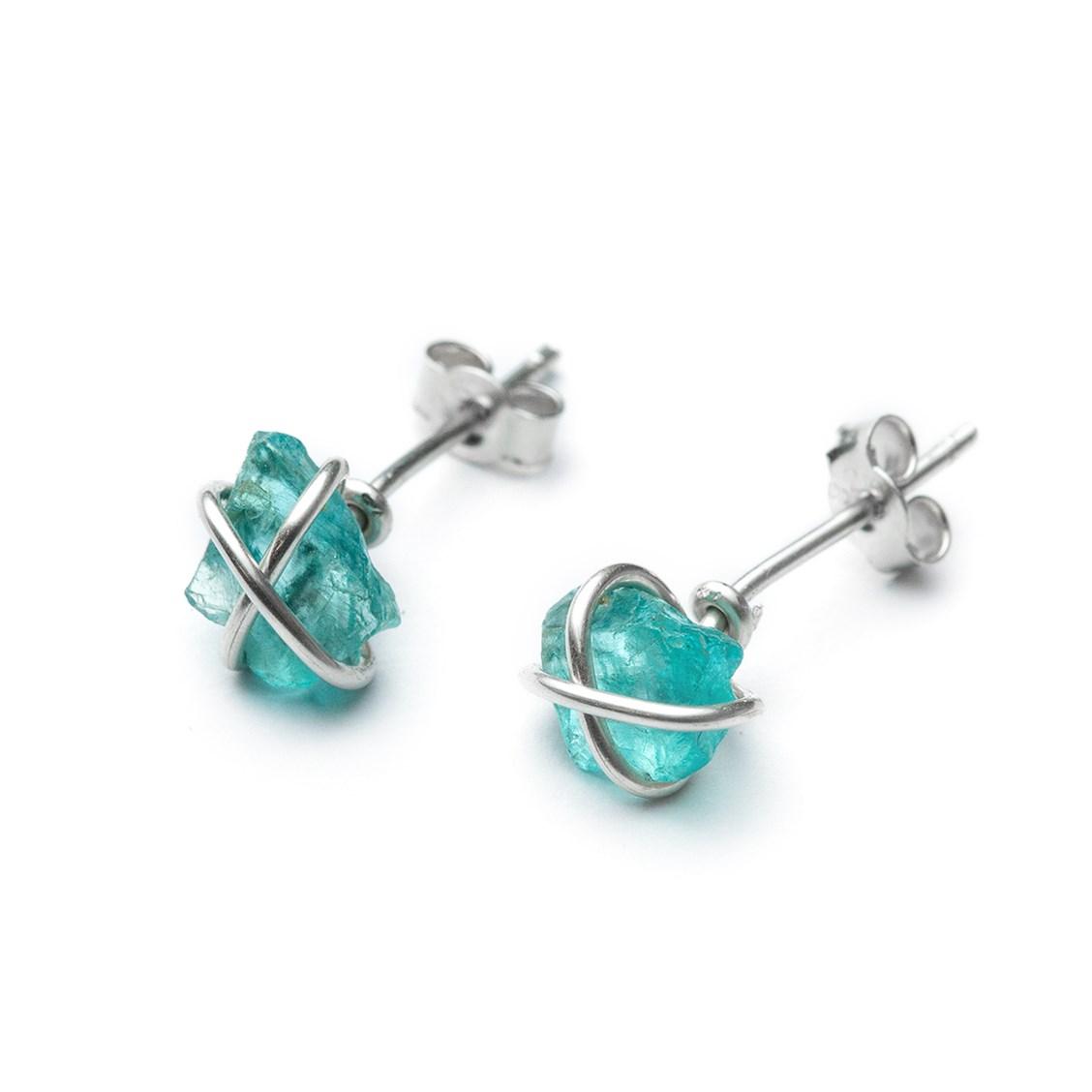 6 Easy Jewellery Design Ideas For Rough Gems | Kernowcraft