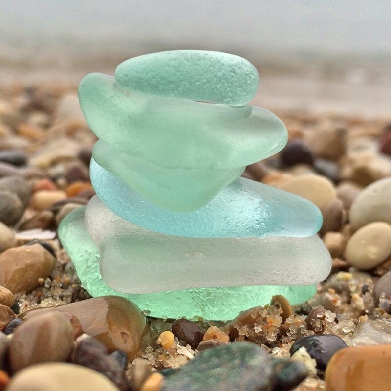Working With Sea Glass | Kernowcraft