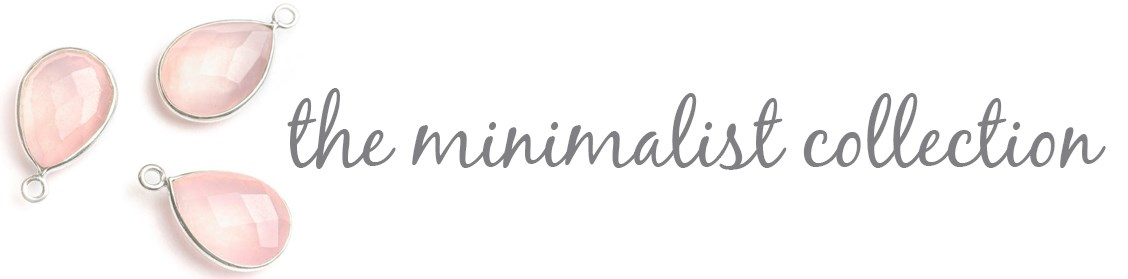 minimalist jewellery supplies