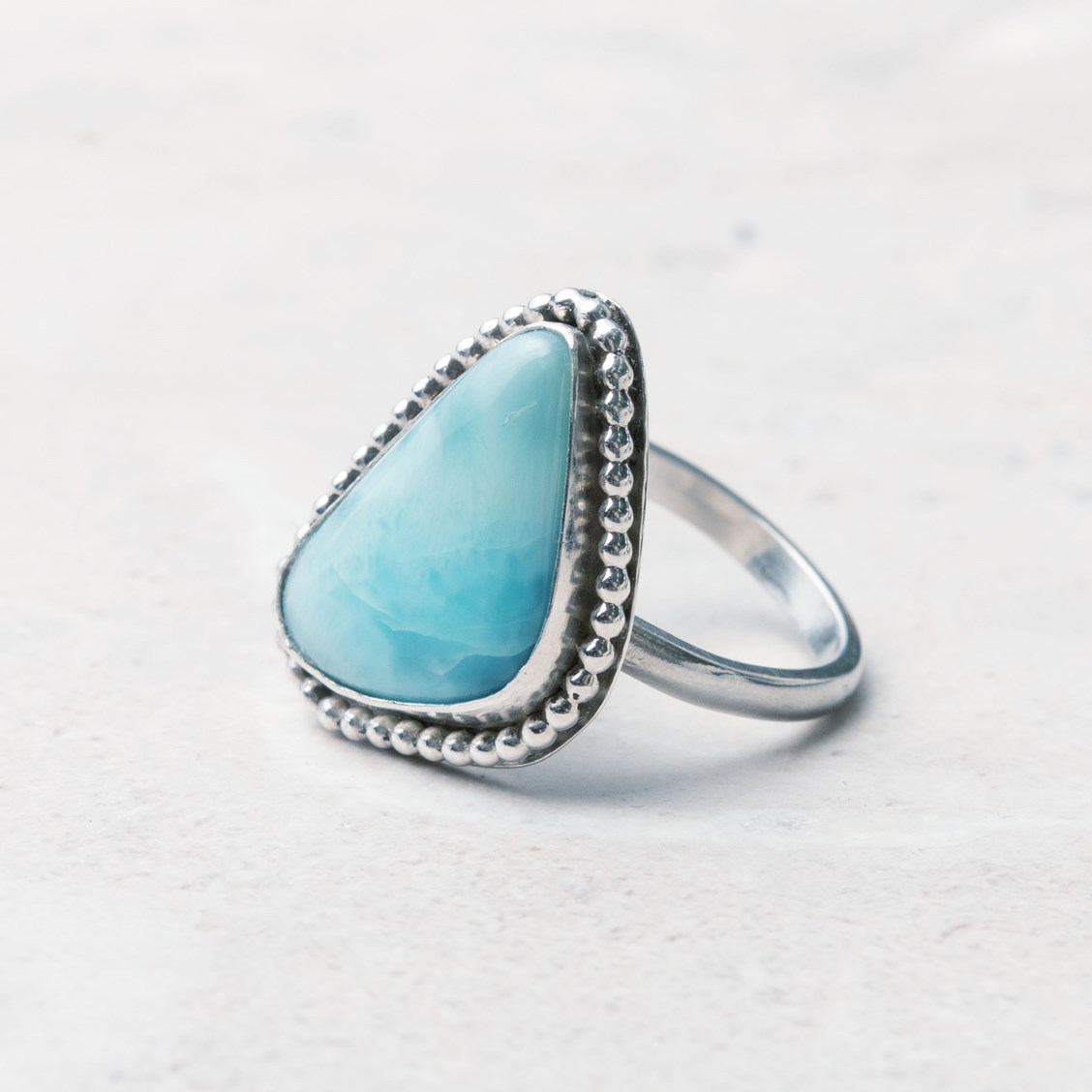 How To Make A Ring Setting For A Free Form Cabochon | Kernowcraft