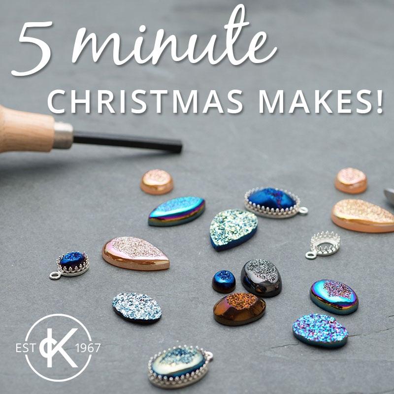 5 Minute Handmade Jewellery Gifts This Christmas   Kernowcraft