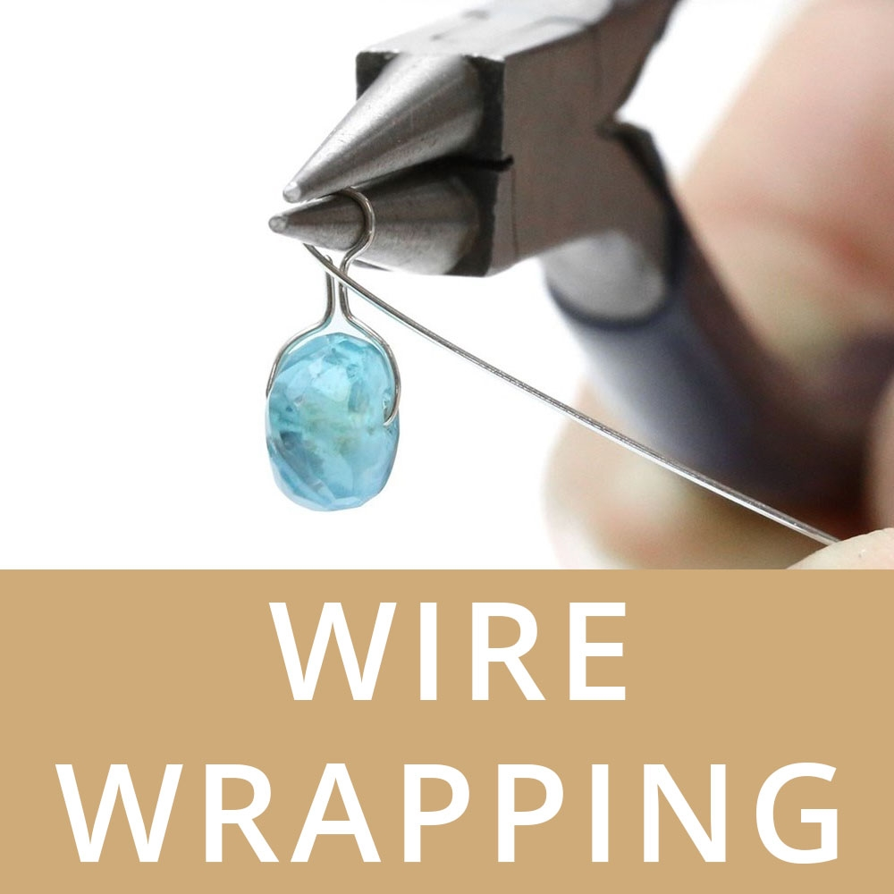 Wire Wrapping Jewellery Advice | Kernowcraft