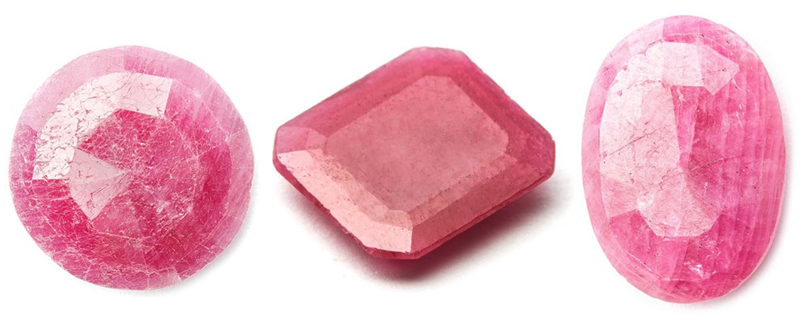 limited edition ruby gemstones