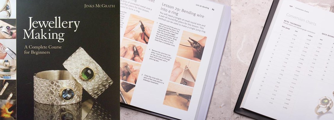 jewellery books for beginners