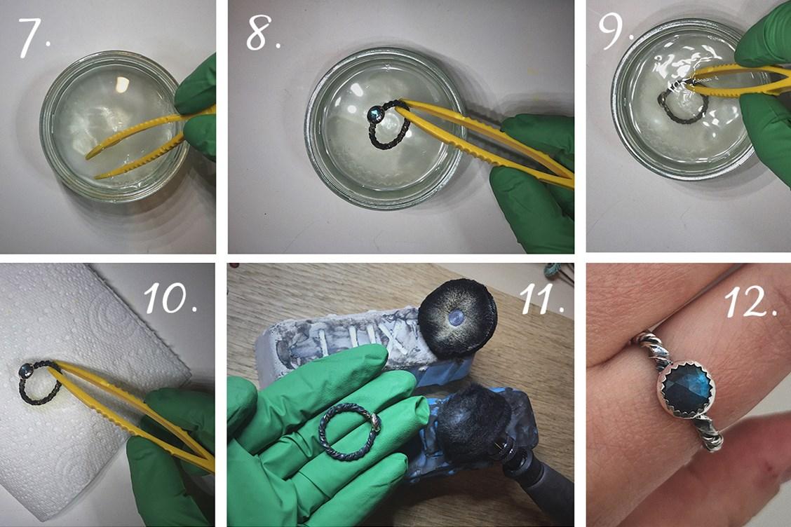 liver of sulphur tutorial