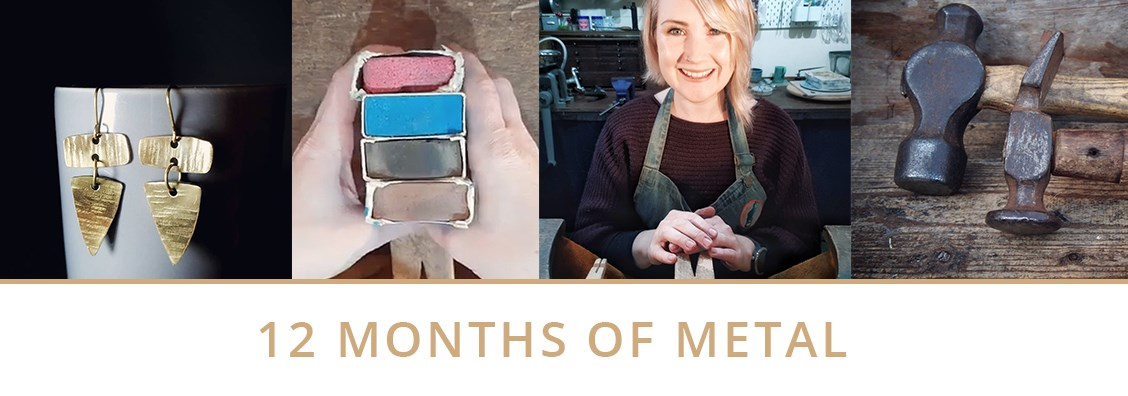 12 MONTHS OF METAL WITH KIM THOMSON