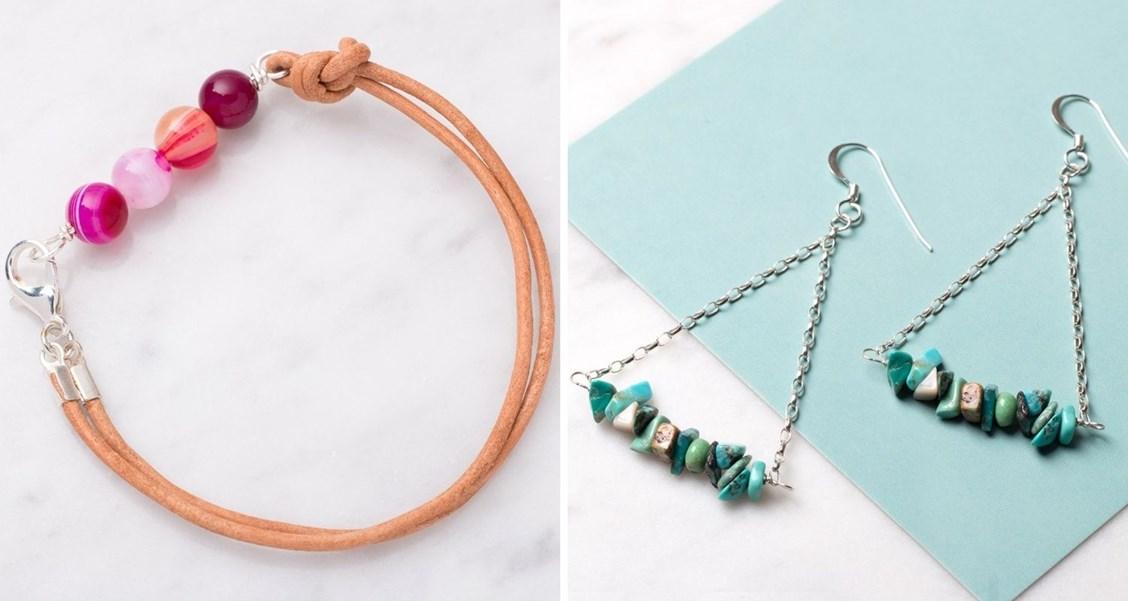bead bar jewellery