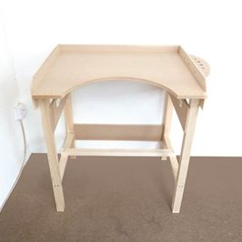 Beginners MDF Jewellers Workbench