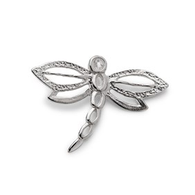 Sterling Silver Large Dragonfly Charms