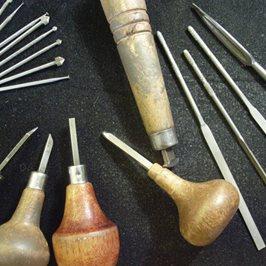 stone setting tools