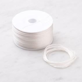 Natural Silk Thread, 0.2mm