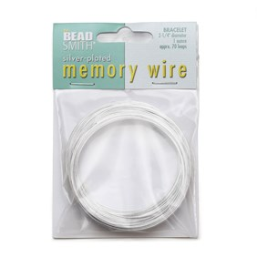 Bracelet Memory Wire 1oz Pack