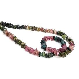Tourmaline Chip Beads
