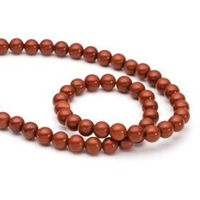 Red Jasper Round Beads
