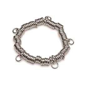 Silver Plated Sweetie Bracelet