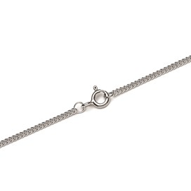 Sterling Silver Medium Curb Chain