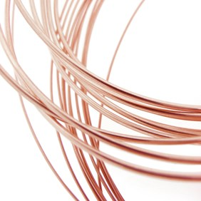 Copper Wire From Kernowcraft