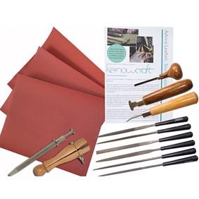 Stone Setting Tools Kit