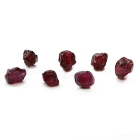 Natural Rough Arizona Anthill Garnets (Undrilled)