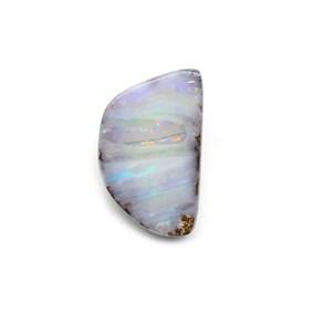 Australian Freeform Boulder Opal Cabochon, Approx 20x12mm