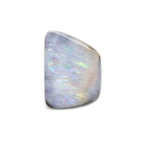 Premium Australian Freeform Boulder Opal Cabochon, Approx 21x5x16mm