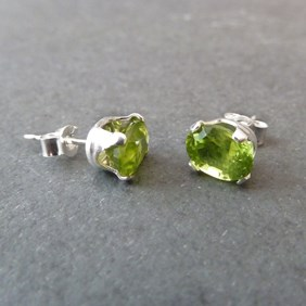 sterling silver snaptite earring settings