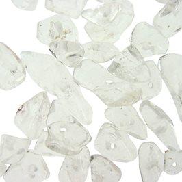 Crystal Quartz Chip Beads