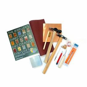 Metal Texturing Kit