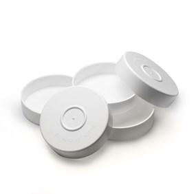 Spare Lid for 3lb Metal Barrelling & Stone Tumbling Barrels