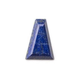 Lapis Lazuli Faceted