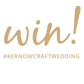 Win £20 To Spend At Kernowcraft With Our Wedding Competition!