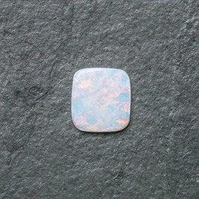 Solid Opal Rectangle Cabochon