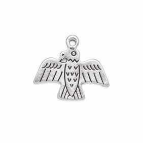 Sterling Silver Thunderbird Charm