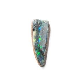 Australian Free Form Boulder Opal, Approx 13x9mm