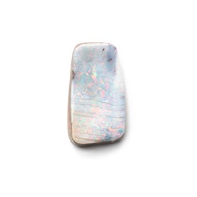 Australian Free Form Boulder Opal, Approx 20x11mm