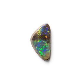 Australian Free Form Boulder Opal, Approx 12.5x6.5mm