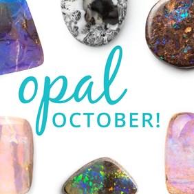 opal october