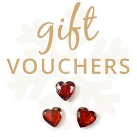 jewellery gift vouchers