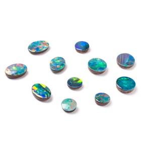 Premium Australian Opal Doublets