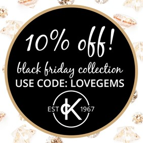 10% off black friday jewellery supplies collection