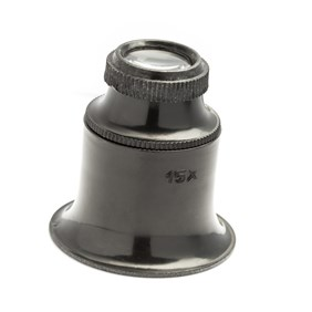 Jewellers Loupe x15 Magnification