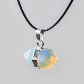 Opalite Double Point Necklace