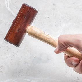 Rawhide Mallet
