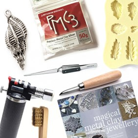 metal clay jewellery supplies